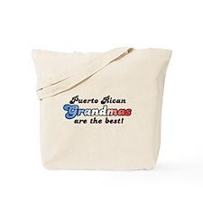 Puerto Rican Grandma Tote Bag