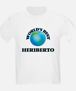 World's Best Heriberto T-Shirt