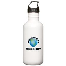 World's Best Heriberto Water Bottle