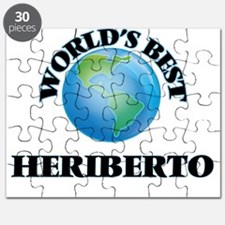 World's Best Heriberto Puzzle