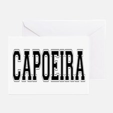 Capoeira Greeting Cards (Pk of 10)