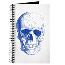 Blue skull Journal