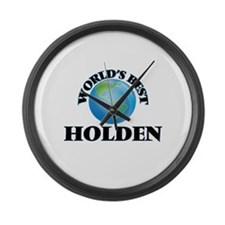 World's Best Holden Large Wall Clock