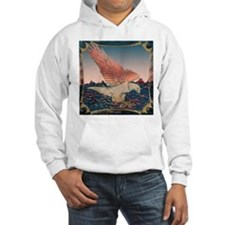 Coppery Eagle at Dawn Hoodie