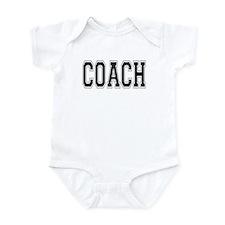 Coach Infant Bodysuit