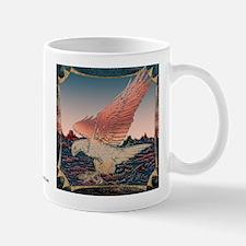 Coppery Eagle at Dawn Mug