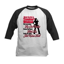 How to be a Trucker's Woman Tee