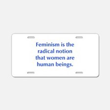 Feminism is the radical notion that women are huma