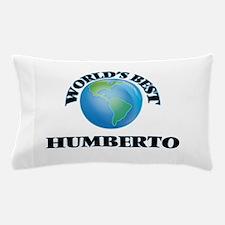 World's Best Humberto Pillow Case