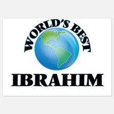 World's Best Ibrahim Invitations