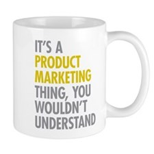 Product Marketing Thing Mug