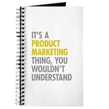 Product Marketing Thing Journal