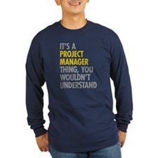 Project Manager Thing T