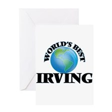 World's Best Irving Greeting Cards
