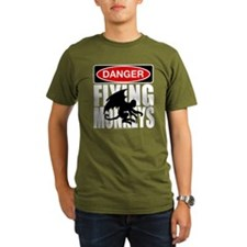 Danger - Flying Monkeys! T-Shirt