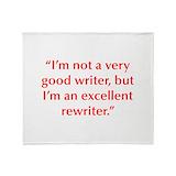 Writer blanket Blankets
