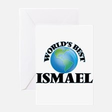 World's Best Ismael Greeting Cards