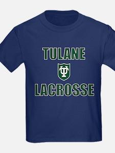 Tulane Lacrosse T (Various Colors)