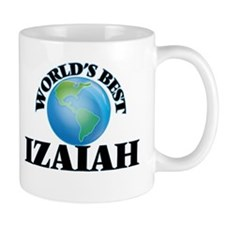 World's Best Izaiah Mugs