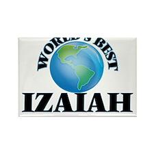 World's Best Izaiah Magnets