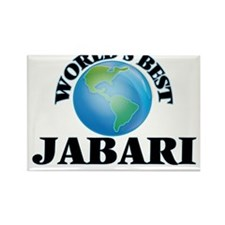 World's Best Jabari Magnets