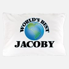 World's Best Jacoby Pillow Case
