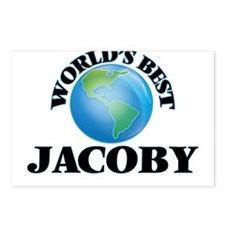 World's Best Jacoby Postcards (Package of 8)