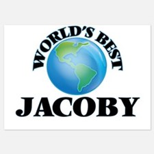World's Best Jacoby Invitations