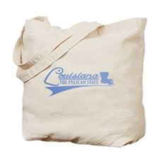 Louisiana State of Mine Tote Bag
