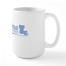 Louisiana State of Mine Mugs