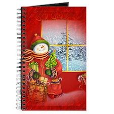 Snowman Days Journal