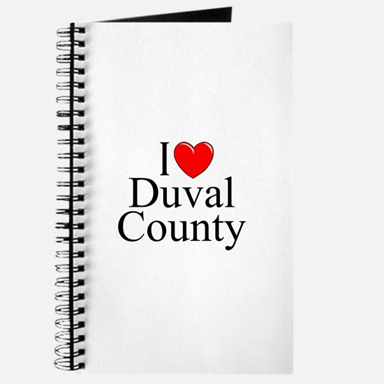 """I Love Duval County"" Journal"