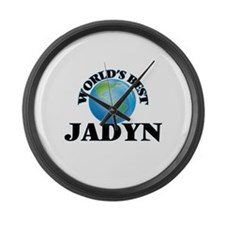 World's Best Jadyn Large Wall Clock