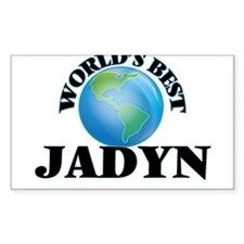 World's Best Jadyn Decal