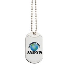 World's Best Jadyn Dog Tags