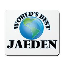World's Best Jaeden Mousepad