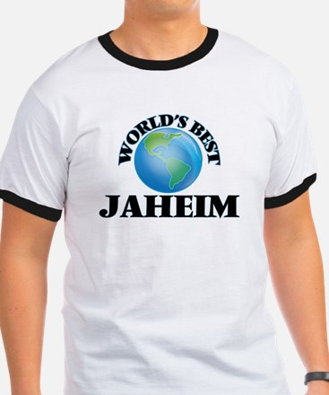 World's Best Jaheim T-Shirt