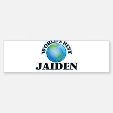 World's Best Jaiden Bumper Bumper Bumper Sticker