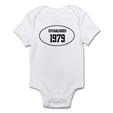 Established 1979 Infant Bodysuit