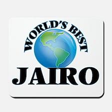 World's Best Jairo Mousepad