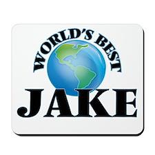 World's Best Jake Mousepad