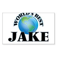 World's Best Jake Decal