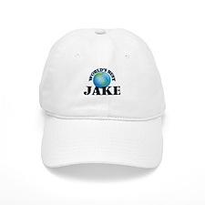 World's Best Jake Baseball Cap