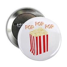 "Pop Popcorn 2.25"" Button (10 pack)"