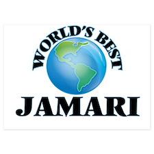 World's Best Jamari Invitations
