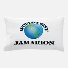 World's Best Jamarion Pillow Case