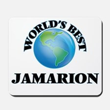 World's Best Jamarion Mousepad