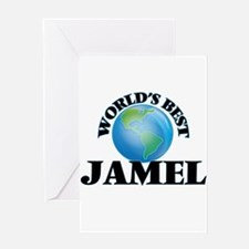 World's Best Jamel Greeting Cards