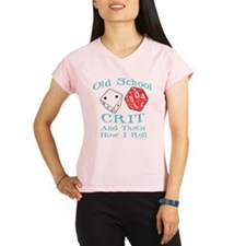 Old School Crit Performance Dry T-Shirt