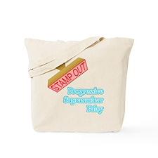 Progressive Supranuclear Palsy Tote Bag